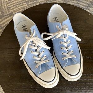 Limited Baby Blue Converse